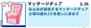 おそ松さん マッサージチェア