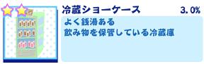 おそ松さん 冷凍ショーケース