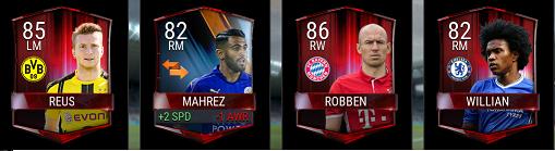 FIFA Mobile サッカー アルティメット1