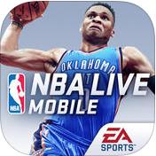 NBA LIVE MOBILE アイコン