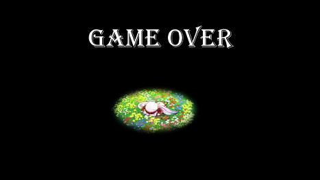 レチェルルート ゲームオーバー