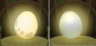 モンスターブリーダー ガチャ演出卵の色