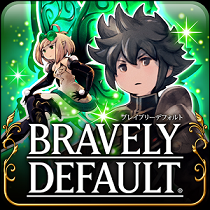 BRAVELY DEFAULT FAIRY'S EFFECT アイコン