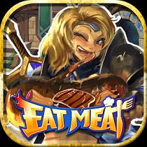 EAT MEAT アイコン