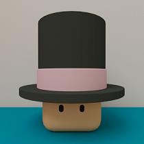 脱出ゲーム Hat Cube アイコン