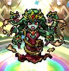 クロスリバース 蛇姫メドゥーサ