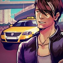 タクシーの乗車拒否 アイコン