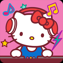 Hello Kitty Music Party アイコン