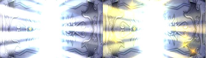 ゼロから始める魔法の書 ガチャ扉の光