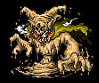 クロスリバース 魔人ゾルゴ