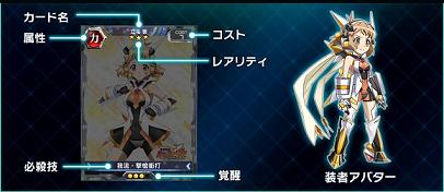 戦姫絶唱シンフォギアXD UNLIMITED シンフォギアカード