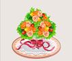 新 クックと魔法のレシピ おかわり サラダブーケ