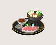 新 クックと魔法のレシピ おかわり 極上豚しゃぶ鍋
