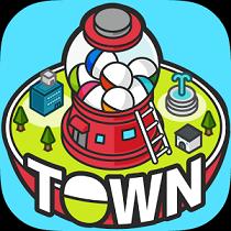カプセルタウン -眺めて育てて街づくり アイコン