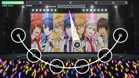 うたの☆プリンスさまっ♪ Shining Live リズムゲーム