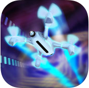 3D Drones Racing:クアドコプターレーシング