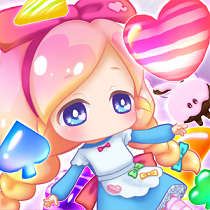 Alice in Candy Puzzle アイコン