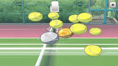 新テニスの王子様 RisingBeat プレミアムガチャ演出