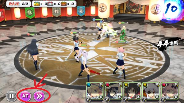 シノビマスター 閃乱カグラ NEW LINK 戦闘