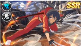 シノビマスター 閃乱カグラ NEW LINK SSR焔 装束