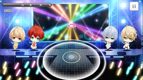 スタレボ☆彡 88星座のアイドル革命 リズムゲーム