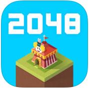 2048タイクーン: 遊園地マニア アイコン