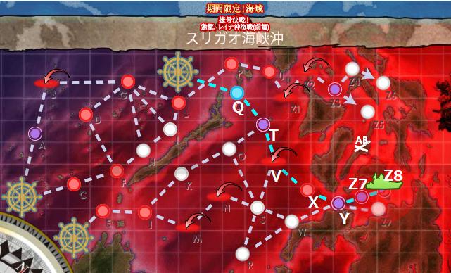 E4 ギミック2 Z8 マップ