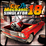 Car Mechanic Simulator 18 アイコン