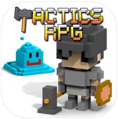 タクティクスRPG -孤高の職人- アイコン