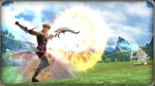 FINAL FANTASY EXPLORERS FORCE 狩人