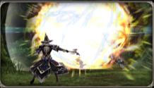 FINAL FANTASY EXPLORERS FORCE 黒魔道士