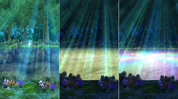 ポポロクロイス物語 ~ナルシアの涙と妖精の笛 水面の色