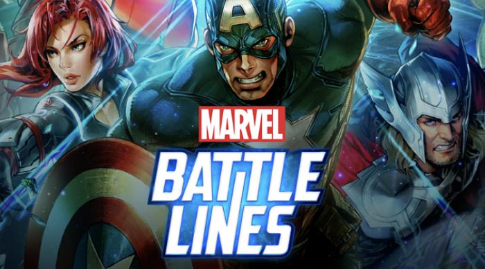 MARVEL Battle Lines リセマラと序盤攻略