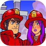 消防士の仕事から アイコン